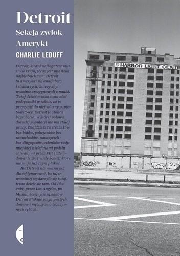 Okładka książki Detroit. Sekcja zwłok Ameryki