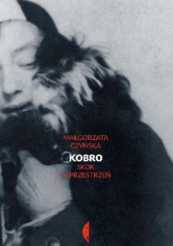 Okładka książki Kobro. Skok w przestrzeń