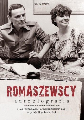 Okładka książki Romaszewscy. Autobiografia.