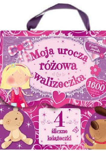 Okładka książki Moja urocza różowa walizeczka