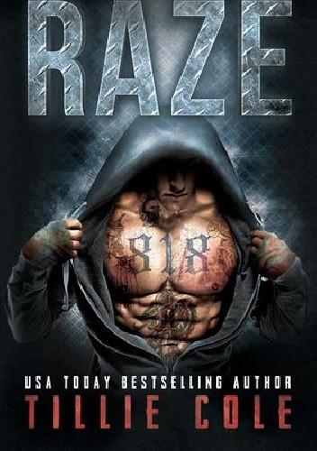 Okładka książki Raze