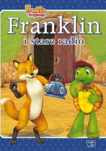Okładka książki Franklin i stare radio