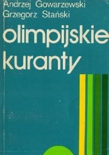 Okładka książki Olimpijskie kuranty