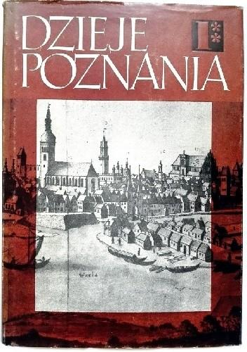 Okładka książki Dzieje Poznania T. 1 księga 2