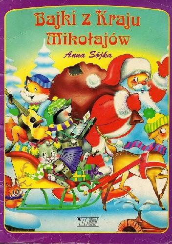 Okładka książki Bajki z kraju Mikołajów