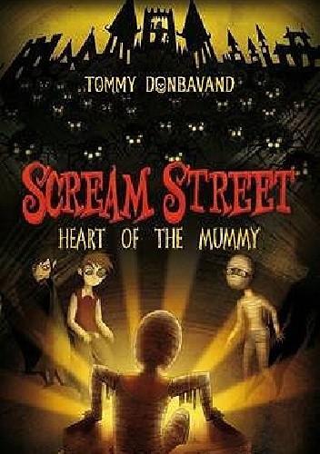 Okładka książki Heart of the Mummy