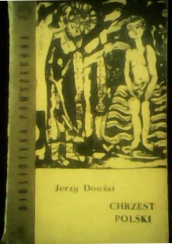 Okładka książki Chrzest Polski