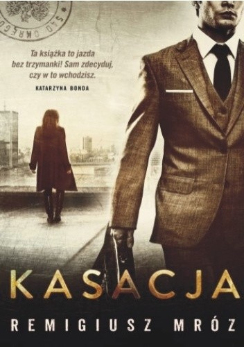 Okładka książki Kasacja