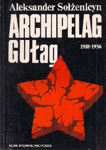 Okładka książki Archipelag GUŁag
