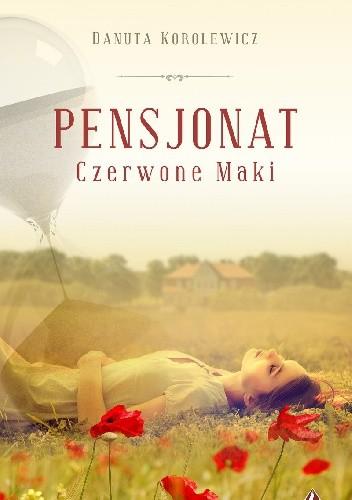 Okładka książki Pensjonat Czerwone Maki