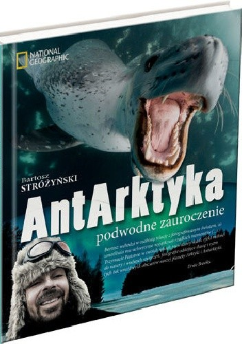 Okładka książki AntArktyka. Podwodne zauroczenie