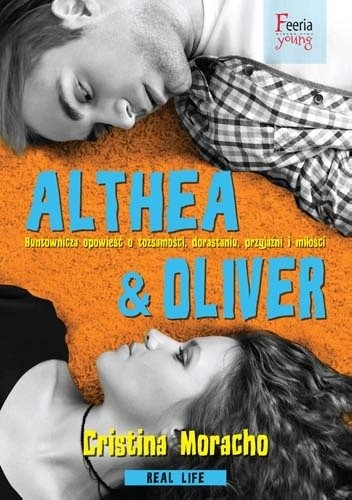 Okładka książki Althea & Oliver