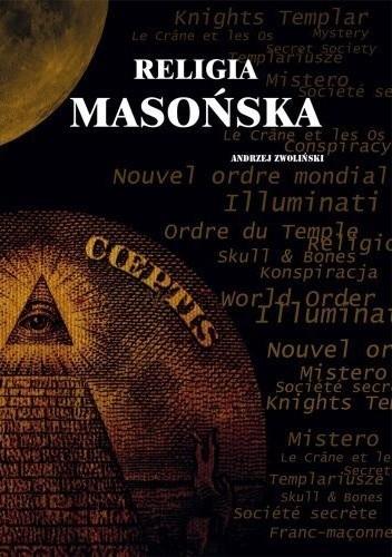 Okładka książki Religia masońska