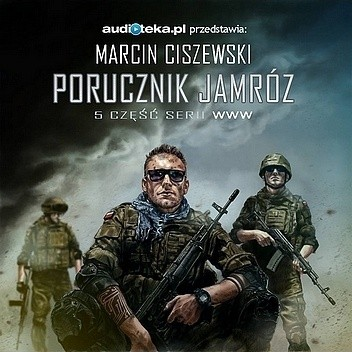 Okładka książki Porucznik Jamróz
