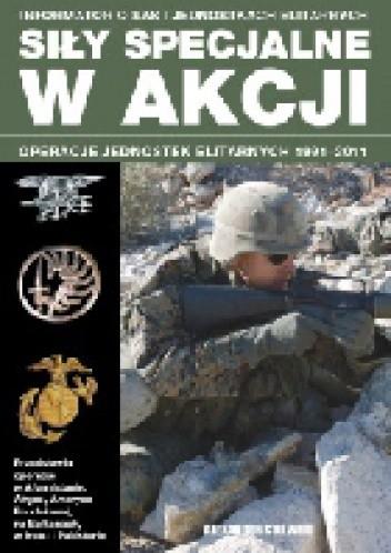 Okładka książki Siły specjalne w akcji