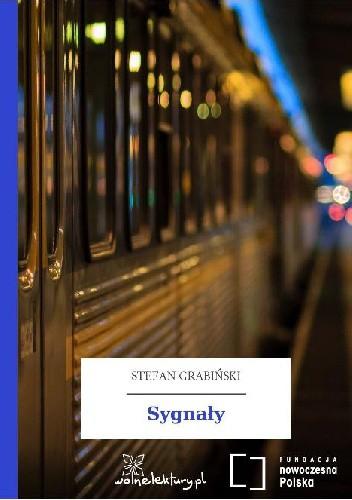 Okładka książki Sygnały