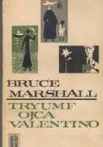 Okładka książki Tryumf ojca Valentino