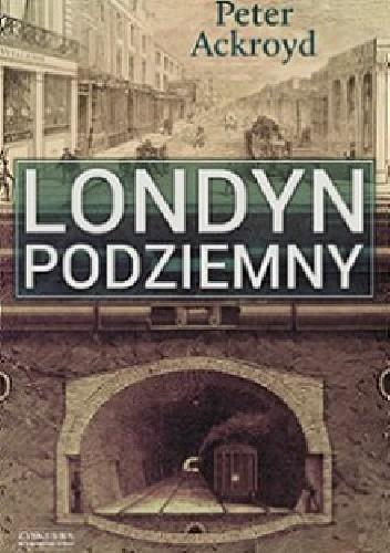 Okładka książki Londyn podziemny
