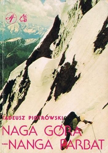 Okładka książki Naga Góra - Nanga Parbat