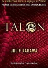 Okładka książki Talon