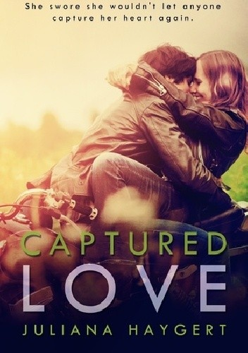 Okładka książki Captured Love