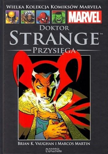 Okładka książki Doktor Strange: Przysięga