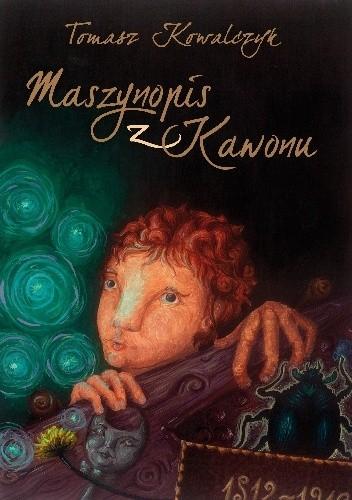 Okładka książki Maszynopis z Kawonu