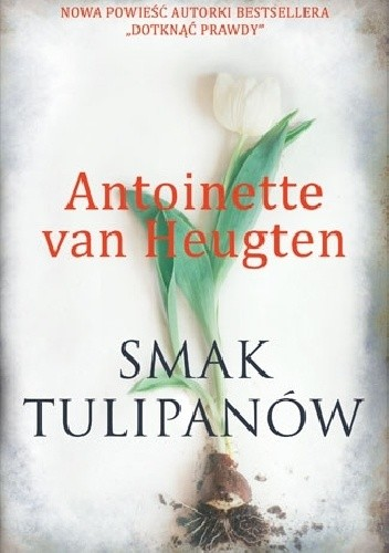 Okładka książki Smak tulipanów