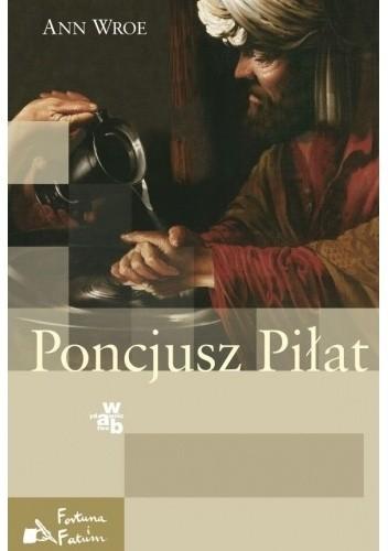 Okładka książki Poncjusz Piłat