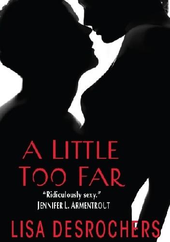 Okładka książki A Little Too Far