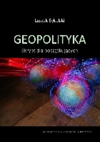 Okładka książki Geopolityka. Skrypt dla początkujących