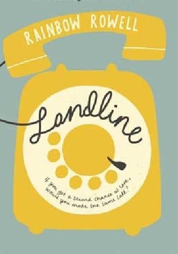 Okładka książki Landline