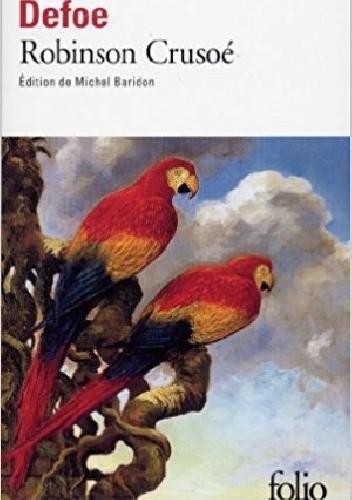 Okładka książki Robinson Crusoé