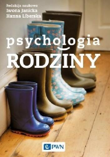 Okładka książki Psychologia rodziny