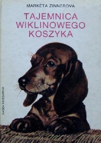 Okładka książki Tajemnica wiklinowego koszyka
