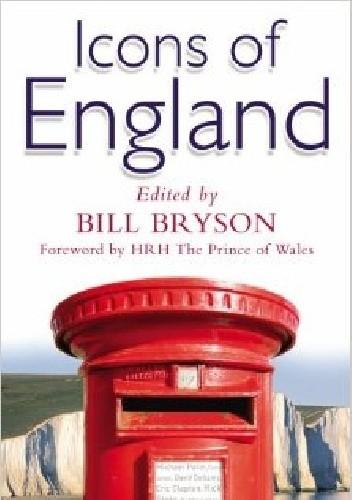 Okładka książki Icons of England
