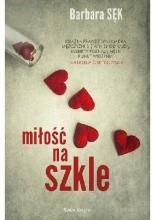 Okładka książki Miłość na szkle