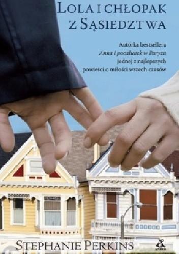 Okładka książki Lola i chłopak z sąsiedztwa