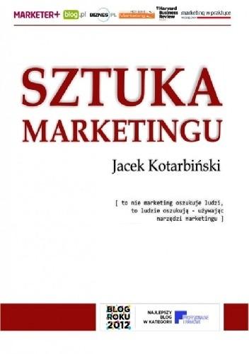Okładka książki Sztuka marketingu