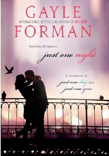 Okładka książki Just One Night