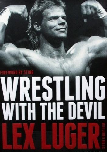 Okładka książki Wrestling with the devil