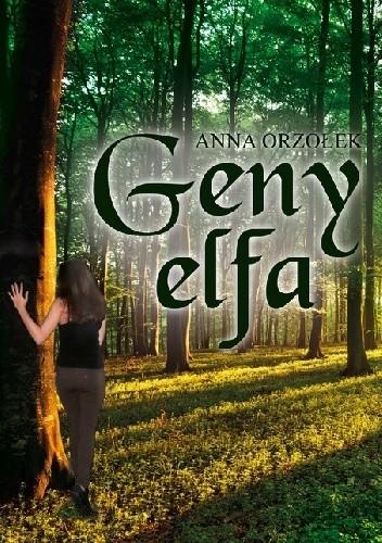 Okładka książki Geny Elfa