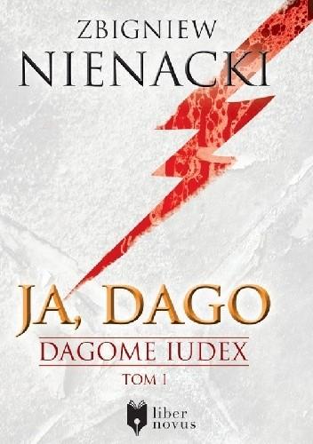 Okładka książki Ja, Dago