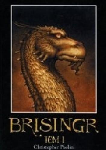 Okładka książki Brisingr. Tom I