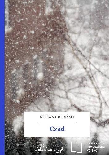 Okładka książki Czad