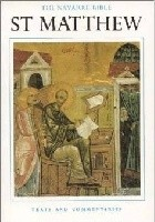 The Navarre Bible: St. Matthew - Text and Commentaries