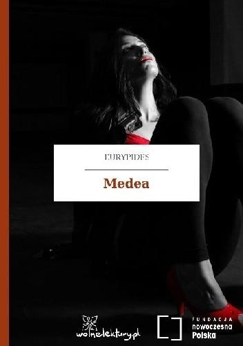 Okładka książki Medea