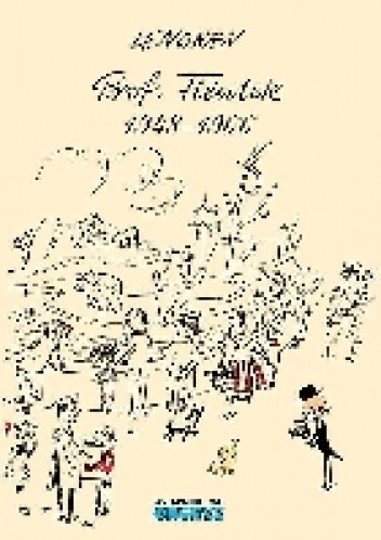 Okładka książki Prof. Filutek 1948-1966