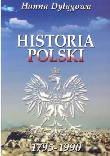 Okładka książki Historia Polski 1795-1990