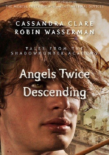 Okładka książki Angels Twice Descending